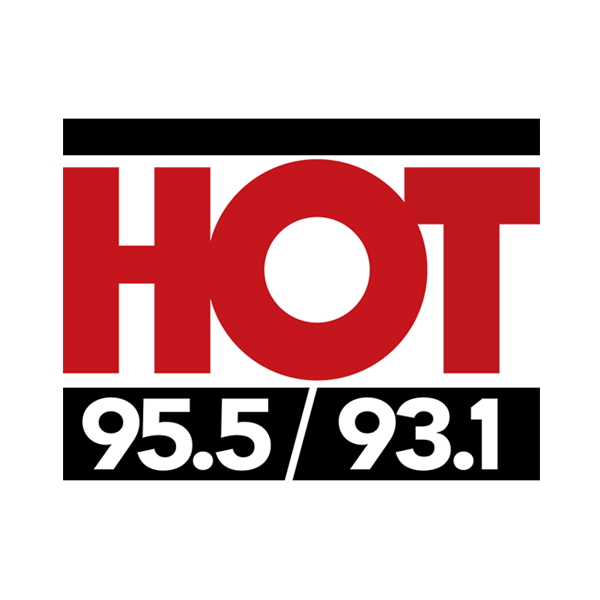 Hot 95.5 and 93.1