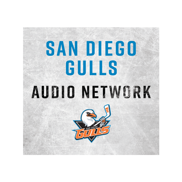 San Diego Gulls Audio Network
