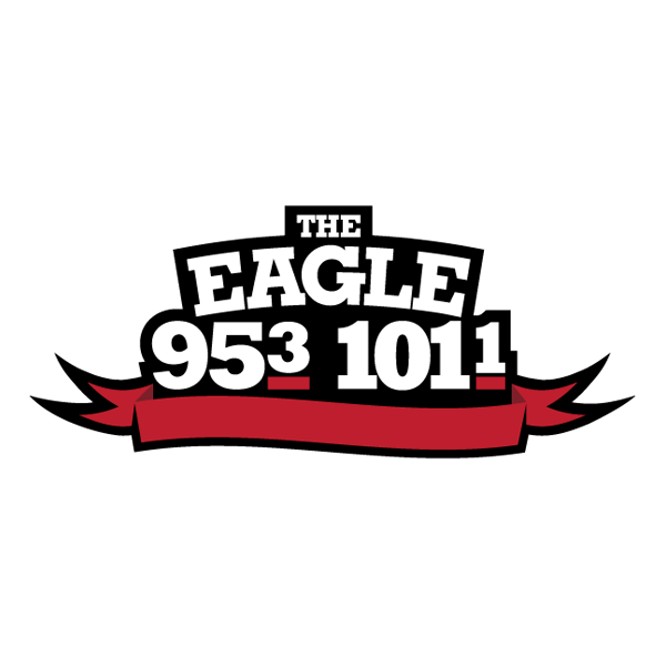 95.3 and 101.1FM The Eagle