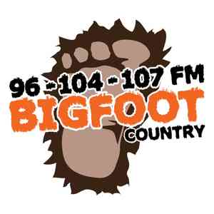 Bigfoot Country 104 - 107 - 96
