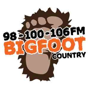 Bigfoot Country 98 - 100 - 106