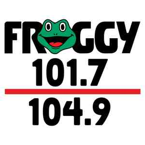 Froggy 104.9 - 101.7