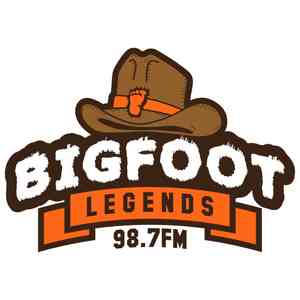 Bigfoot Country Legends 98.7